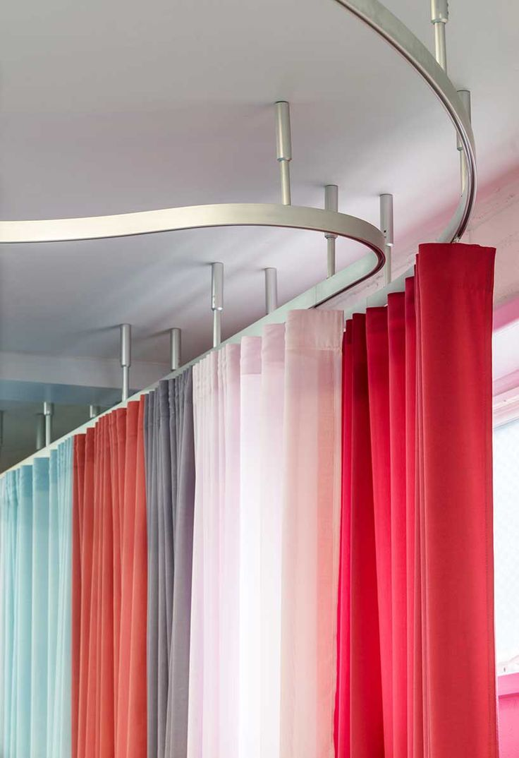 Best 25 curtain divider ideas on pinterest room divider curtain canopy for bed and dorm room - Room divider ideas with curtains ...