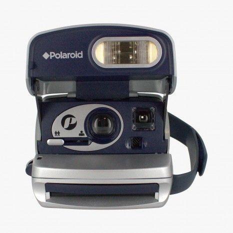 Polaroid 600 vintage années 90 et un film - THE IMPOSSIBLE