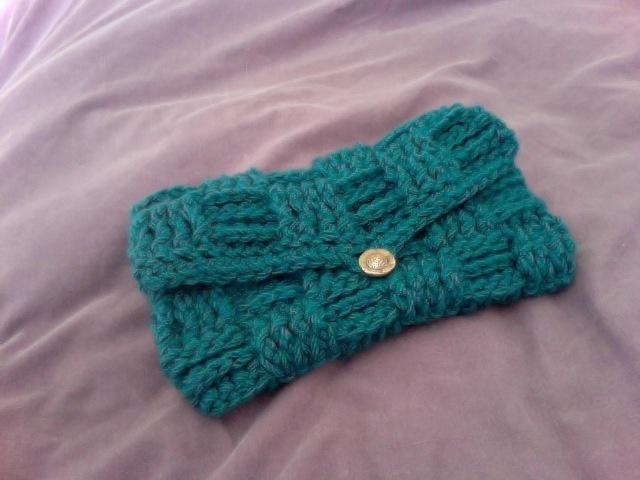crochet clutch bag TASSEN / BAGS (CROCHET) Pinterest