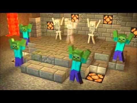 ♪ Top 10 Minecraft Songs - 2014 february Best Animated Minecraft Music V...