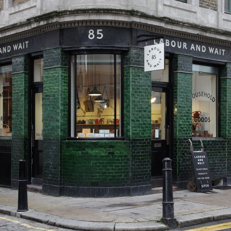 Labour And Wait Shop Redchuch st  London. 25 best Shops I Want to Visit images on Pinterest   Shop fronts
