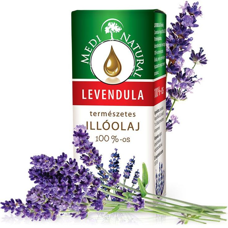 MEDINATURAL100%-os LEVENDULA ILLÓOLAJ/ Lavandula angustifolia/