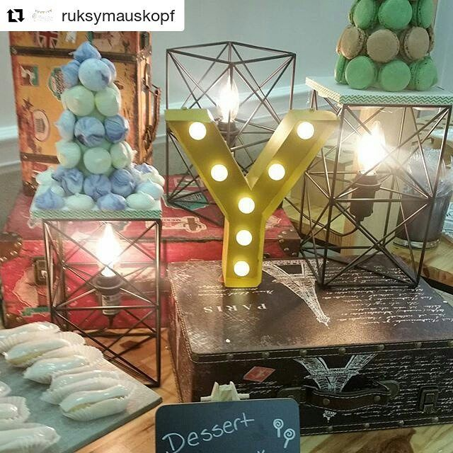 Absolutely loved how Ruksy styled her sweet table with my meringue and macaron towers. 🌟  #Repost @ruksymauskopf with @repostapp.  #macaron #meringue #partyplanner #events #jerusalem #style #kosher #sweet #makingjerusalemsweeter