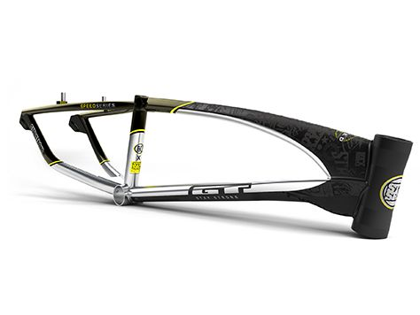 """3D model and render of 2014 Stay Strong """"Limited Edition"""" GT Speed series frame for Stay strong"""