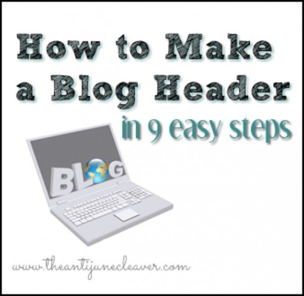 how to make own blog site