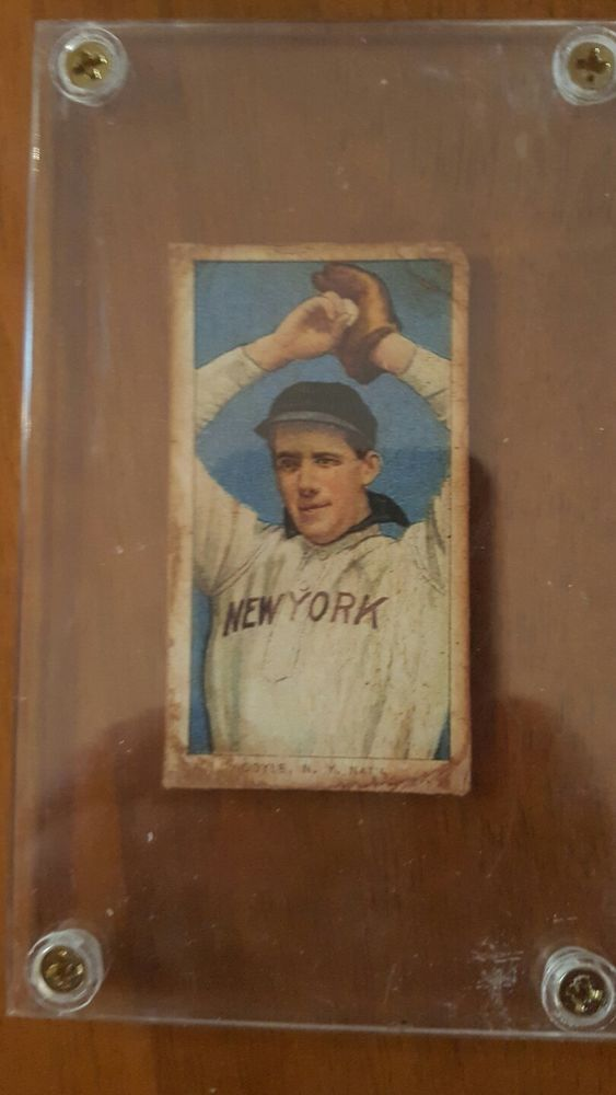 Details About Old Joe Jackson Baseball Card Selling As Rp St