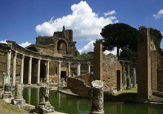 Romano Impero: ADRIANO villa ADRIANA
