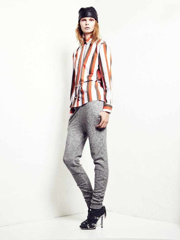 Ann-Sofie BACK   Shoelace Sweat Pants