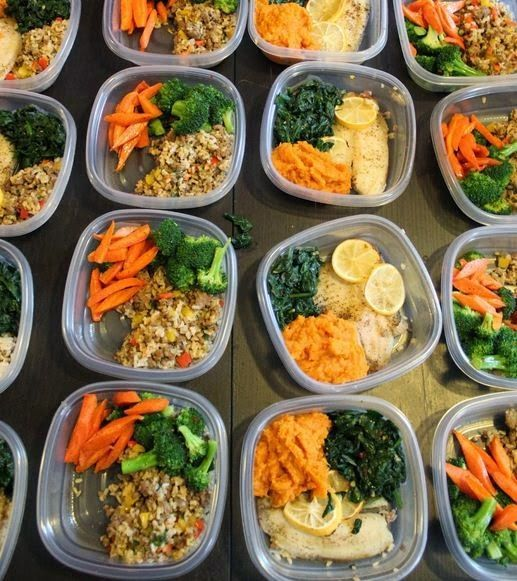3 hours on the weekend, 10 meals for the week! Gotta check out this guy's plan.