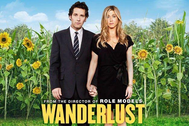Cute film with Jennifer Aniston and Paul Rudd - like Elizabeth Olsen's Martha Marcy May Marlene, but funnier.
