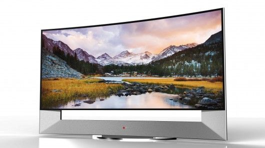 LG to debut world's largest curved UHD TV at CES 2014 / Measuring 105-inches diagonally and sporting a 21:9 aspect ratio, LG's upcoming 105UB9 could be the largest curved UHD TV in existence