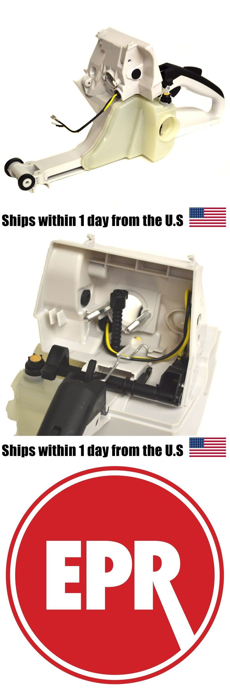 Chainsaw Parts and Accs 85915: Rear Handle Gas Fuel Tank Housing For Stihl 044 Ms440 Chainsaw 1128 350 0832 -> BUY IT NOW ONLY: $56.74 on eBay!