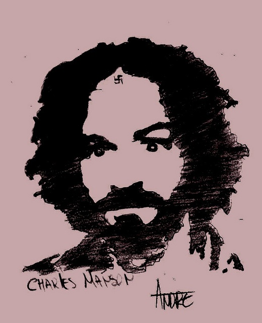 Manson family 10 handpicked ideas to discover in for Charles manson tattoos