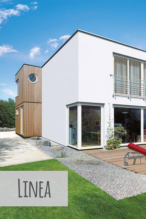 Linea Flachdachhaus Bauhaus Flachdachhaus Anbau Gartenhaus Haus
