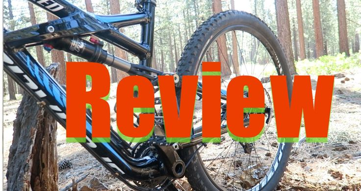 MTB Review - Specialized Enduro FSR