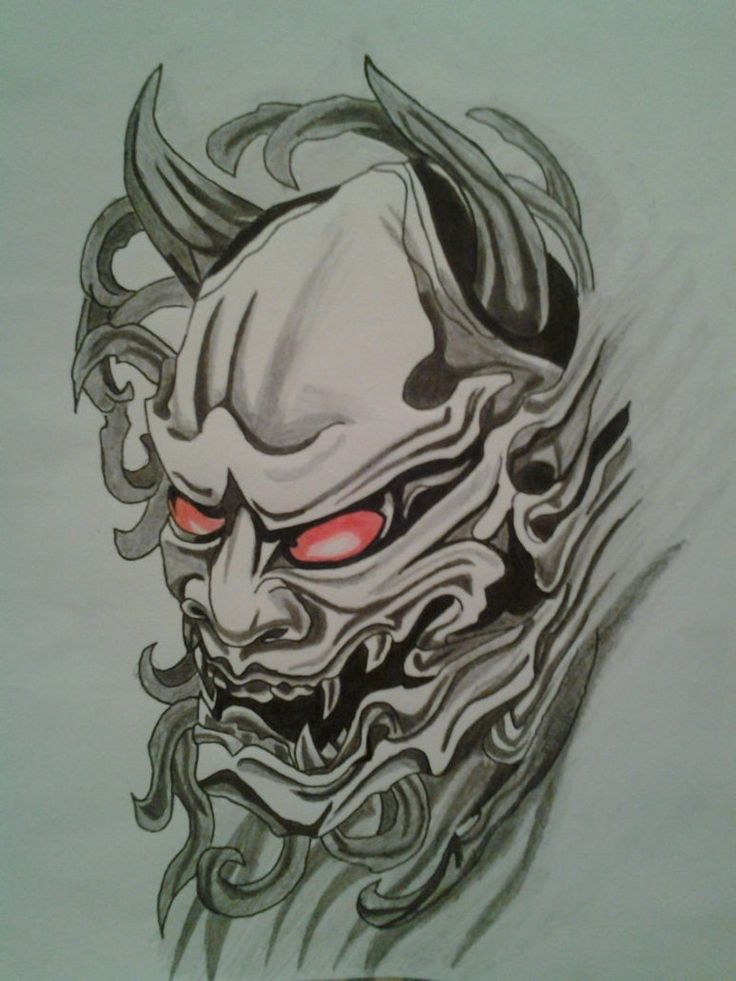 372 best hannya mask images on pinterest tattoo ideas arm tattoos and japan tattoo. Black Bedroom Furniture Sets. Home Design Ideas