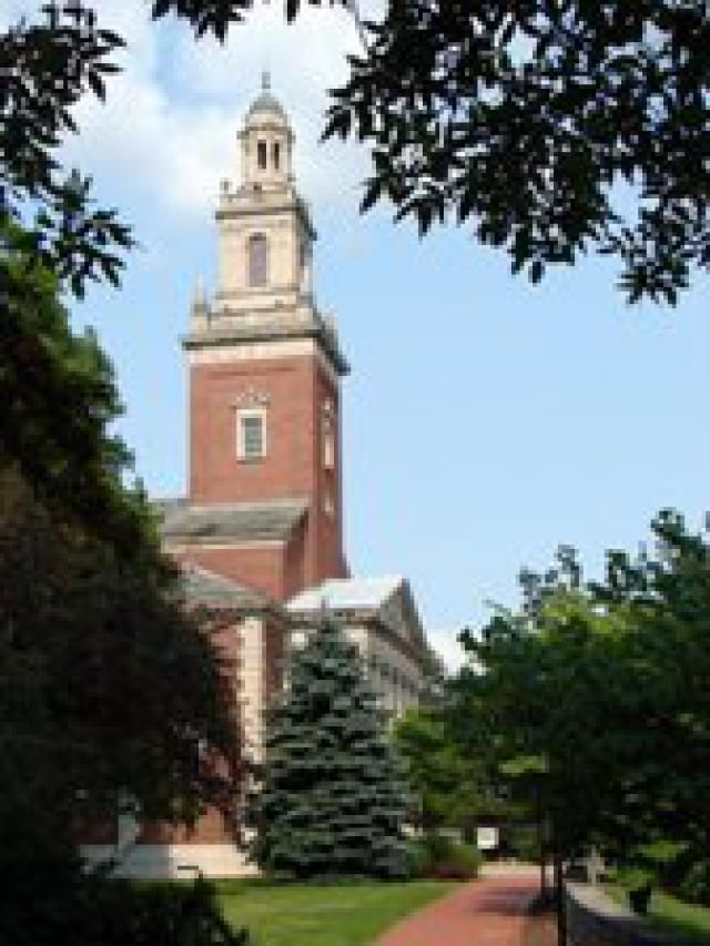 20 Top Ranked Liberal Arts Colleges in the United States: Denison University