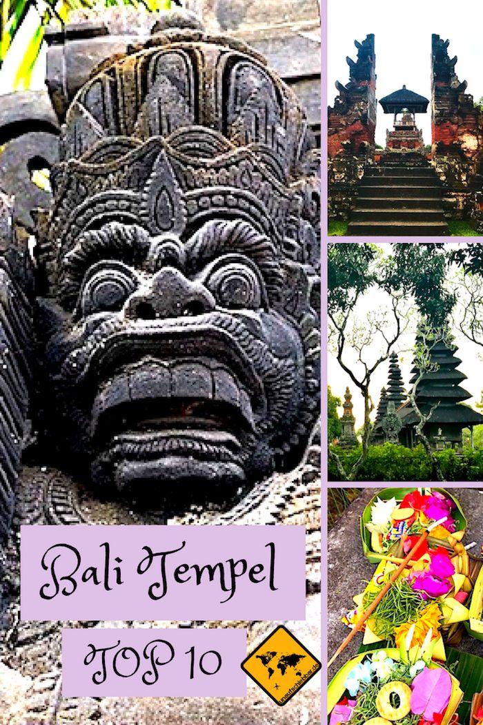 Alles über Balis schönste Tempel erfährst du, i…