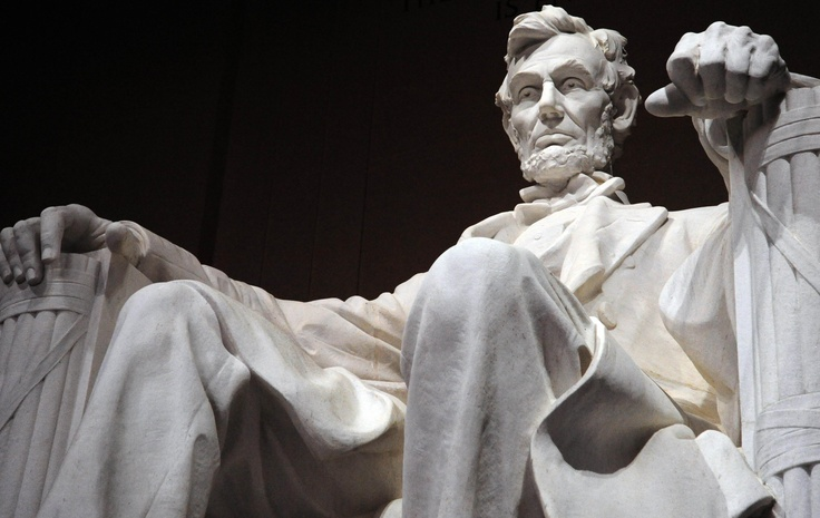 An analysis of abraham lincolns accomplishments as a president of the united states of america