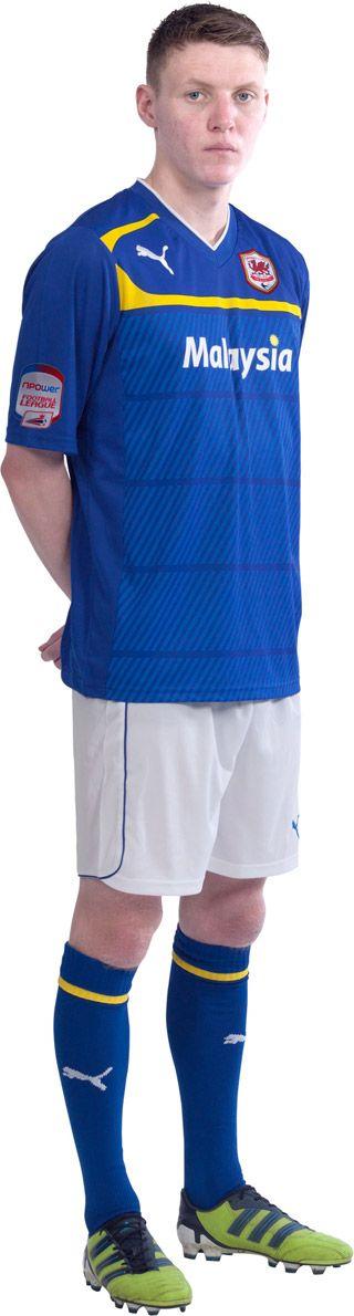 Cardiff City New Shirt 12-13