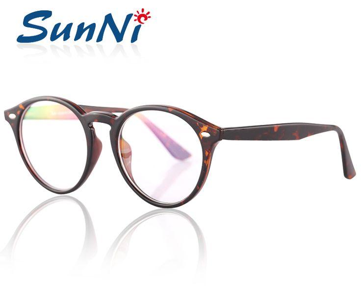 Iron Line Spectacle Eyeglasses Frame Vintage Eye Glasses Frames For Men Women Glasses Radiation-Resistant Glasses Oculos De Grau