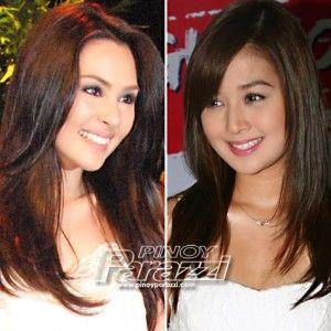 Gwen Zamora & Kris Bernal http://www.pinoyparazzi.com/gwen-zamora-kris-bernal/