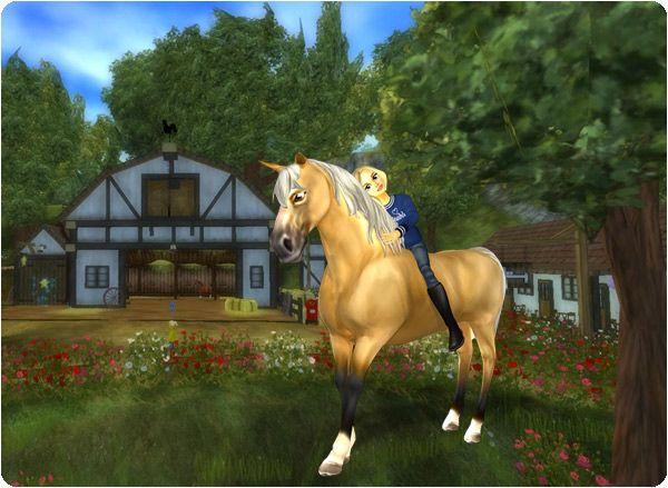 star stable pic | Star stable | Star stable, Stables, Horse games