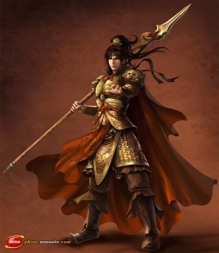 Fantasy warrior men - photo#10