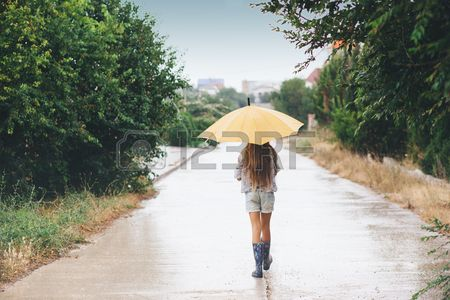 walking in the rain without an umbrella - Google Search