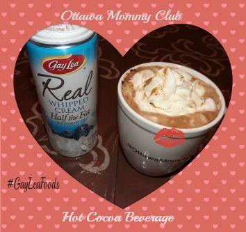 Hot Cocoa Beverage #Recipe