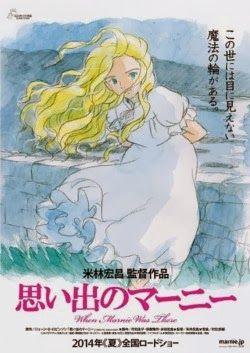 El recuerdo de Marnie. A la espera para mirarla! Otra del Studi Ghibli *****
