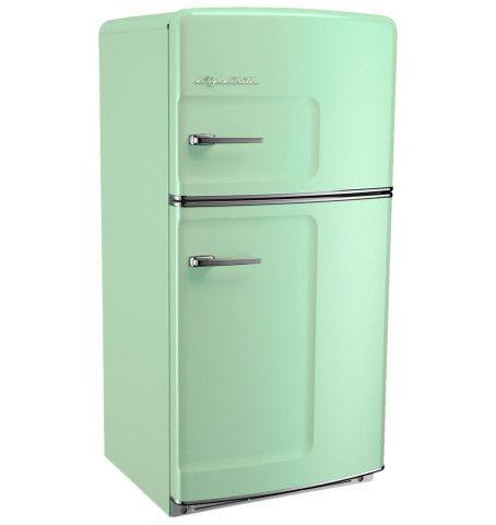 Original Refrigerator with Ice Maker - Left- Opening