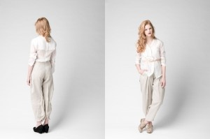 Linen pants from Month of Sundays