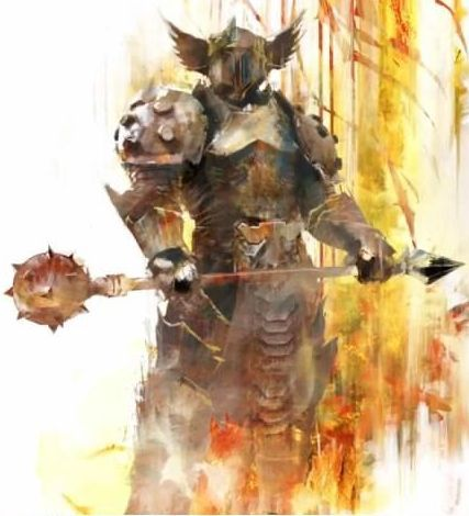 Guild Wars 2 Warrior Build : The Shogun