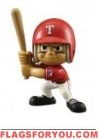 "Rangers Lil' Teammates Series 2 Batter 2 3/4"" tall"