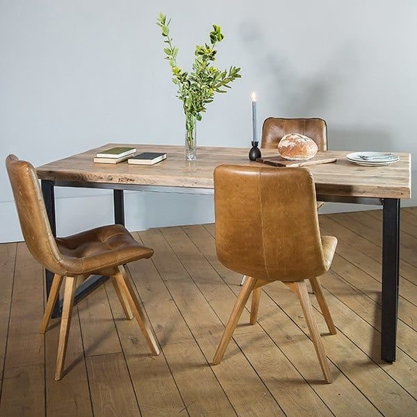 Industrial Dining Table Chairs, Allegro Dining Room Furniture