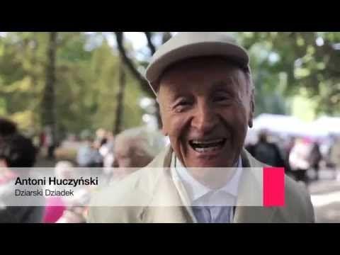 """Relacja z premiery książki A. Huczyńskiego """"Mój sposób na długowieczność""""."""