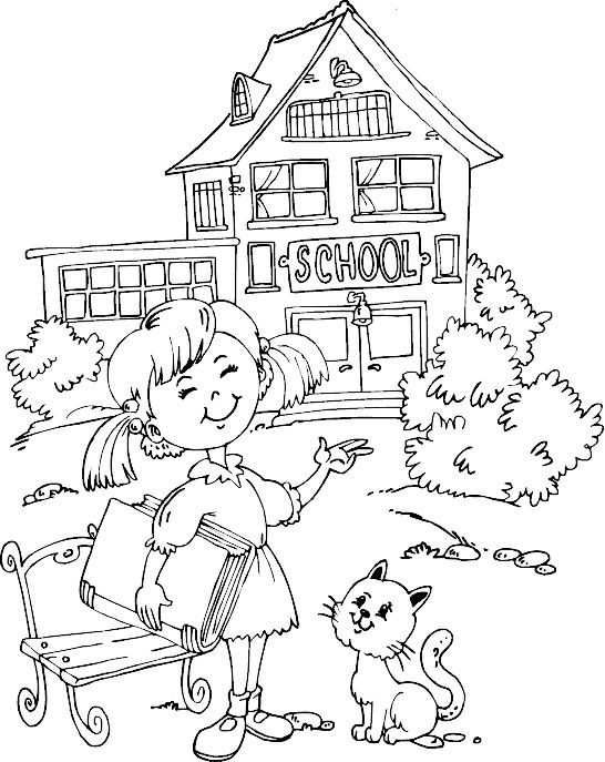 103 best images about coloring pages on pinterest snowmen - School Coloring Pictures