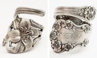 I wish I could find my spoon ring from my grandma - love antique jewelery!