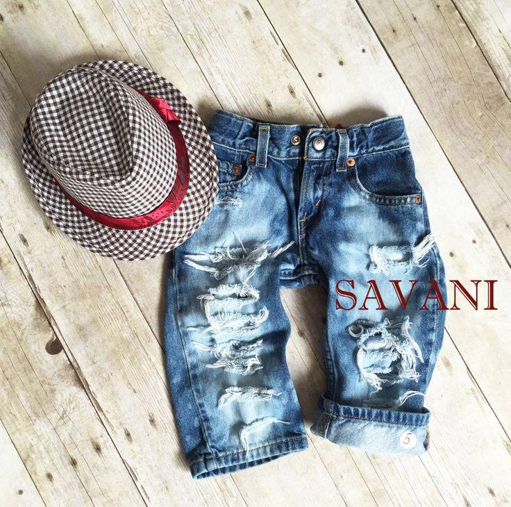 Baby jeans, SIZE: 2T,denim pants,design baby jeans, photo shoot baby,Designer Denim, boho baby jeans pants (ONLY PANTS) # 5 by SAVANIlittleboy on Etsy https://www.etsy.com/listing/202597623/baby-jeans-size-2tdenim-pantsdesign-baby