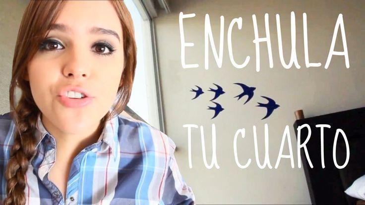 ¡ENCHULA TU CUARTO! FÁCIL ♥     -Yuya (+lista de reproducción)