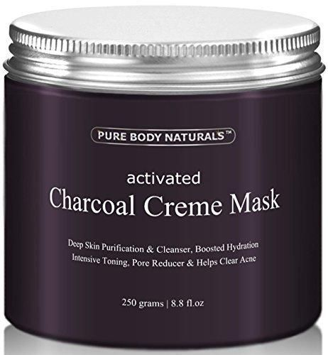 Why Activated Charcoal Is A Must For Skincare Masks: 1000+ Ideas About Charcoal Face Mask On Pinterest