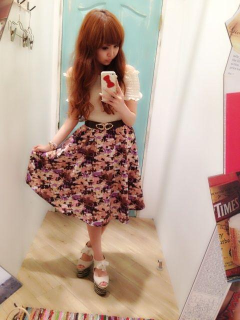 大人かなめ♡の画像   dazzlin(ダズリン)阿倍野109店★スタッフブログ