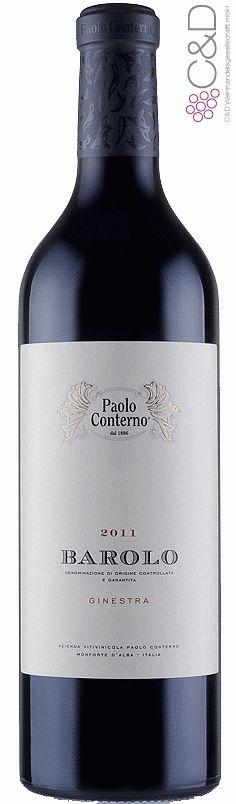 Folgen Sie diesem Link für mehr Details über den Wein: http://www.c-und-d.de/Piemont/Barolo-Ginestra-2010-Paolo-Conterno-1500L_34708.html?utm_source=34708&utm_medium=Link&utm_campaign=Pinterest&actid=453&refid=43 | #wine #redwine #wein #rotwein #piemont #italien #34708