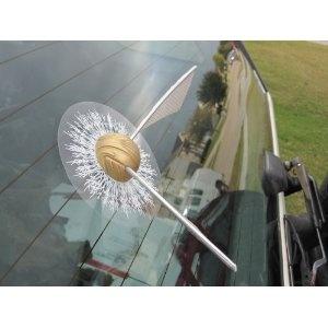 Golden Snitch Window Adhesive $4 on Amazon