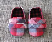 Baby deportivo zapatos - patrón de PDF - recién nacido a 18 meses.