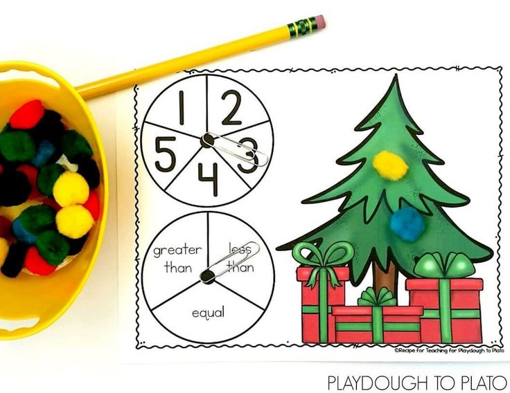 Counting and comparing numbers is an important math skill for preschoolers and kindergarteners because it helps our youngest learners buildstrong number sense. Kids will love comparing ornaments in this hands-on (and addictively fun!) math game. It's the perfect compliment to our Christmas Activity Pack! Getting Ready To prepare this activity, I first printed the Ornament …