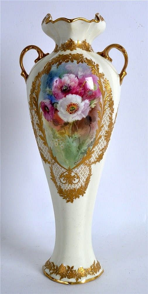 Royal Doulton Vase.