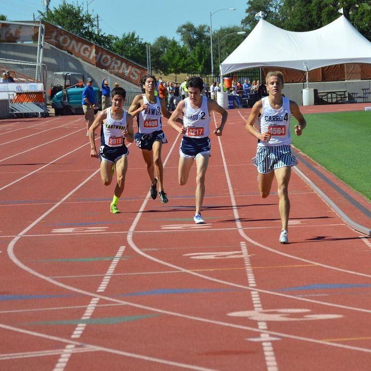 Reed Brown defends his state 3200m title in 8:58. Alex Maier Daniel Bernal and Daniel Viegra all break 9:00 . . . . . #milesplit #uiltfstate #uilstate #track #tracknation #3200m #running #reedbrown #texas #texastrack #texasmilesplit