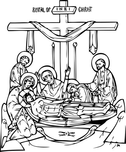 religious education coloring pages - photo#1